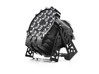 Flash Professional LED PAR 64 18x10W RGBW, 15°