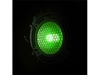 Flash Professional LED PAR 64 250W COB 2200K - 5200K + BARNDOOR Mk2 Vintage
