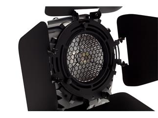 Flash Professional LED PAR 64 300W COB RGBWA + BARNDOOR Mk2 Vintage