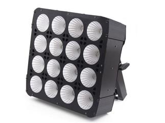 FlashPRO LED BLINDER 16x30W RGBW 4in1 COB mk2, 16 Sektionen