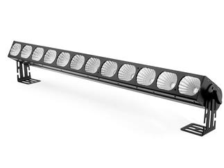 Flash Professional LED BAR 12x30W WHITE COB MK2, 2000K - 9000K