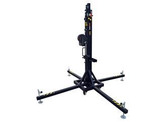 Fantek Lift T-104D, schwarz, max. Höhe 5,3m, max Auflast 200kg