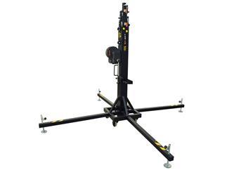 Fantek Lift T-106D, schwarz, max. Höhe 6,4m, max Auflast 225kg - DEMO