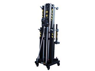 Fantek Gabel-Lift FT6520, schwarz, max. Höhe 6,15m, max. Auflast 200kg/360kg, Winde ALKO501
