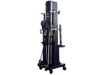 Fantek Gabel-Lift FT7045, schwarz, max. Höhe 6,72m, max. Auflast 450kg/515kg Winde ALKO901