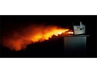 JB Systems - FIRE FOG Nebelmaschine