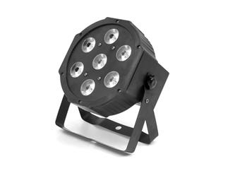 Flash LED PAR 56 7x10W 4w1 RGBW