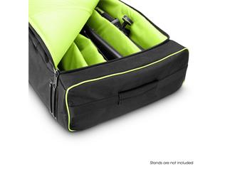 Gravity BG SS 2 MS 2 B - Transporttasche für 2 Lautsprecher- und 2 Mikrofonstative