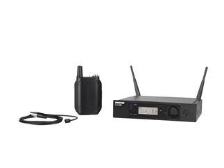 SHURE GLXD14RE / 93 Taschensender mit WL 93 Lavalier Mikro digital 2,4Ghz