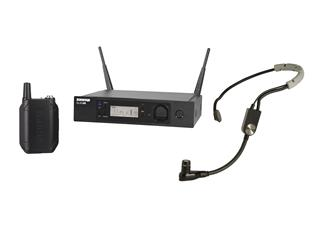 SHURE GLXD14RE / SM35 Taschensender mit SM35 Headset digital 2,4Ghz