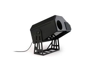 Derksen Gobo-Projektor Grafik-Lichtwerfer GL 1200 A compact, schwarz
