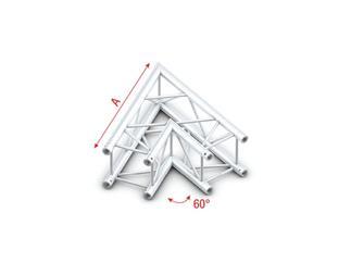 Milos GQ30-002 Ecke 60°, 4-Punkt, inkl. Verbinder