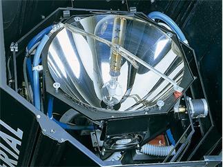 GRIVEN Imperial, 4000W Xenon Skybeamer