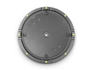 Gravity SSPWBSET 1 - Lautsprecherstativ mit Tellerfuß aus Eisenguss