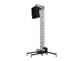 Global Truss F34 Smart PA Tower 5m