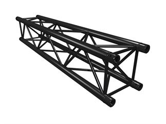 Global Truss F34PL Version schwarz 150cm, 4-Punkt Truss, inkl. Verbinder