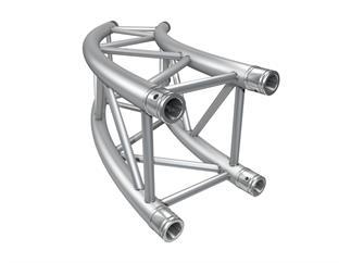 Global Truss F34 Kreisstück für Kreis 3,0m Ø / 1 Stück 45 °