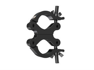 Global Truss Halfcoupler 48-51mm doppelt small Black