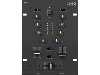 IMG STAGE LINE Stereo-Mischpult MPX-1/BK