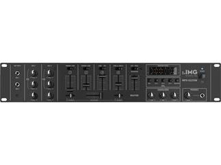 IMG STAGE LINE Stereo-Mischpult MPX-622/SW