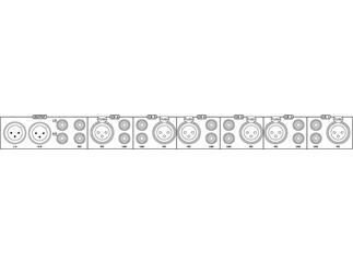 IMG STAGE LINE Mischpult MMX-602/SW