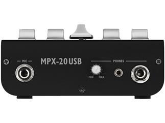 IMG STAGE LINE Stereo-Mischpult MPX-20USB
