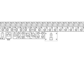 IMG STAGE LINE Digital-Mischpult DMIX-20