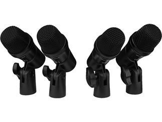 IMG STAGE LINE Mikrofon-Set DRUMSET-1