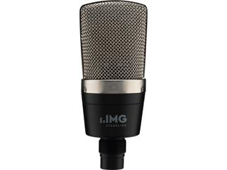 IMG STAGE LINE Studio-Kondensator-Mikrofon ECMS-60