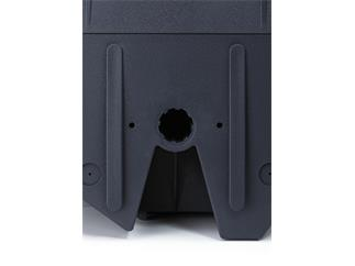 IMG STAGE LINE PA-Lautsprecherbox PAB-515/BL