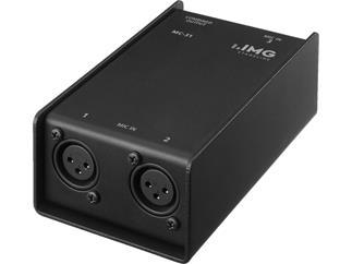 IMG STAGE LINE Mikrofon-Combiner MC-31