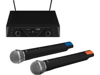 IMG STAGE LINE Audio-Uebertragungssystem TXS-812SET