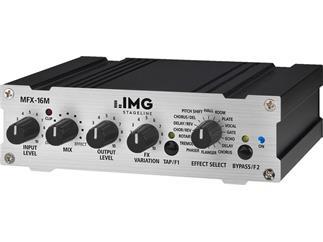 IMG STAGE LINE Effektprozessor MFX-16M
