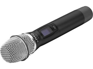 IMG STAGE LINE Handmikrofonsender TXS-1800HT
