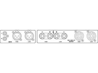 IMG STAGE LINE Digitalverstaerker STA-400D