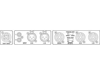 IMG STAGE LINE Digitalverstaerker STA-1000D