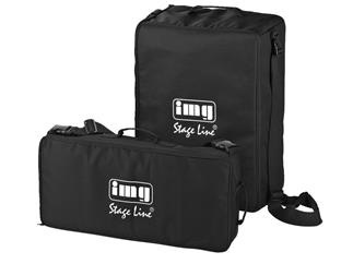 IMG STAGE LINE Boxen-Taschen-Set C-RAY/8BAG