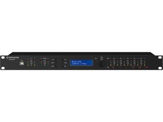 Monacor Digitale Frequenzweiche DSM-26LAN