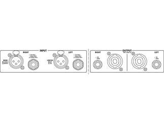 IMG STAGE LINE Verstaerker STA-500D