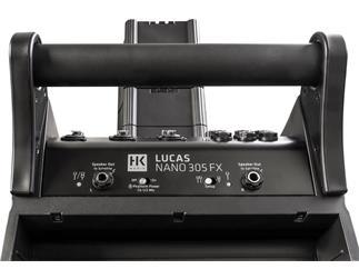 HK Audio LUCAS Nano 305 FX System