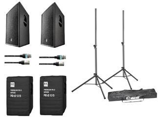 HK Audio PREMIUM PR:O 12 D mit Digitalendstufe