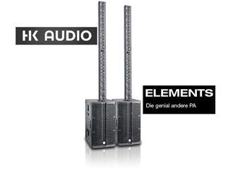 HK Elements Big Base - Demo-Anlage