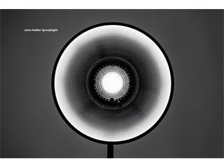 Hedler LED SpreadLight - Pyrexglocke für Helder Profilux LED