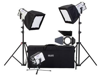 HEDLER LED Portrait Kit