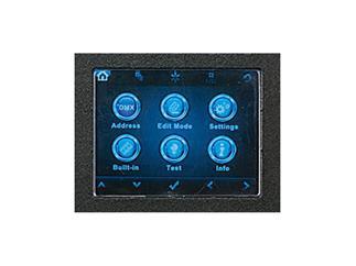 Showtec Infinity iW-720 RGBW Wash, Electronic Zoom