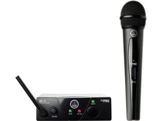 JBL EON ONE Säulensystem + AKG WMS 40 mini Vocal Set ISM1