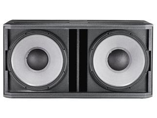 "JBL STX 828S PA-Subwoofer 2x18"""