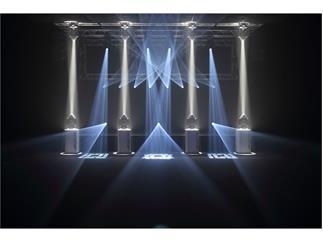 JB Lighting Varyscan P7 - LED CMY SPOT 270W