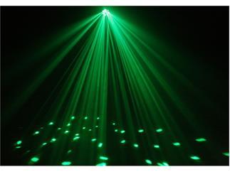 JB Systems - LED Spider, 3 Watt RGB LED