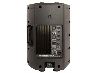 JB Systems PSA 10 Zoll Subwoofer aktiv 160 Watt